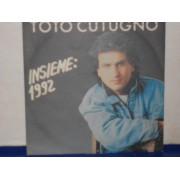 """INSIEME: 1992 - 7"""" ITALY"""