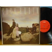 COCK ROBIN - LP NETHERLANDS