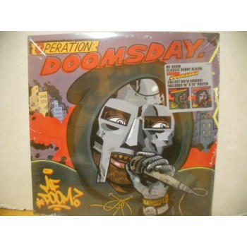 OPERATION:DOOMSDAY - 2 LP