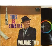 THIS IS SINATRA VOLUME TWO - REISSUE USA