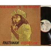 RASTAMAN VIBRATION - REISSUE ITALY