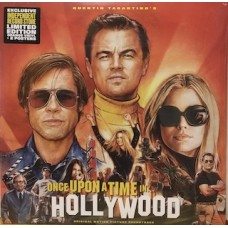 A.A.V.V. - ONCE UPON A TIME IN HOLLYWOOD