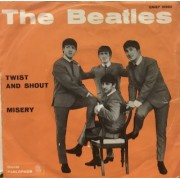 """TWIST AND SHOUT - 7"""" ITALY"""