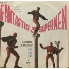 RUGGERO CINI - I FANTASTICI 3 SUPERMAN
