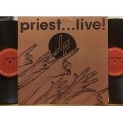 PRIEST...LIVE! - 2 LP