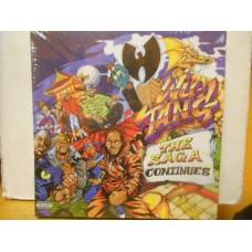THE SAGA CONTINUES - BOX 2LP + 2CD