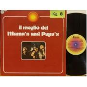 IL MEGLIO DEI MAMA'S AND PAPA'S - LP ITALY