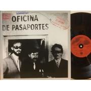 "OFICINA DE PASAPORTES - 12"" GERMANY"
