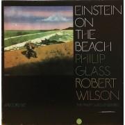 EINSTEIN ON THE BEACH - BOX 4 LP