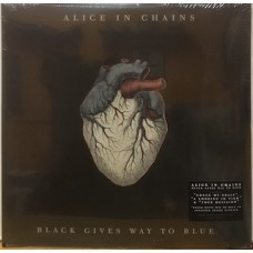 BLACK GIVES WAY TO BLUE - 2LP + CD