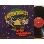 THE GOLDEN WORLD OF THE LES HUMPHRIES SINGERS - 1°st EU