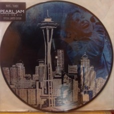 LIVE ON AIR - PICTURE DISC