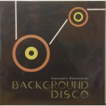 BACKGROUND DISCO - LP ITALY