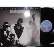 SILENT ASSASSIN - LP GERMANY