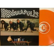 INDIANAPOLIS - ORANGE VINYL