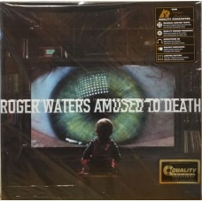 AMUSED TO DEATH - 2X 200 GRAM