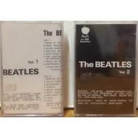 THE BEATLES - 2 MUSICASSETTE