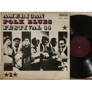 AMERICAN FOLK BLUES FESTIVAL '66 - 1 - 2°nd GDR