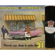 RECORD WAS CHEAP TO MAKE THEN - 1°st UK