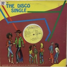 DISCO MAN - 1°st USA