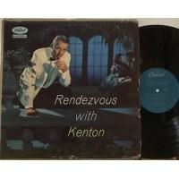 RENDEZVOUS WITH KENTON - 1°st USA