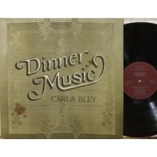 DINNER MUSIC - 1°st EU