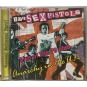 ANARCHY IN THE UK - LIVE AT THE 76 CLUB - CD