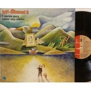 CANCION PARA MATAR UNA CULEBRA - INTI-ILLIMANI 8 - LP ITALY