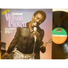 THE BEST OF WILSON PICKETT - LP GERMANY