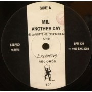 "ANOTHER DAY - 12"" ITALY"