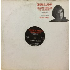 "I HEARD IT THROUGH THE GRAPEVINE - 12"" ITALY"