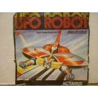"UFO ROBOT - 7"" ITALY"