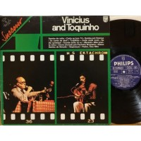 VINICIUS AND TOQUINHO - REISSUE ITALY