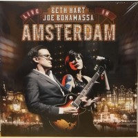 LIVE IN AMSTERDAM - 3 LP