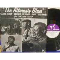 THE ALTERNATE BLUES - LP ITALY