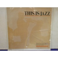 THIS IS JAZZ - LP SEALED