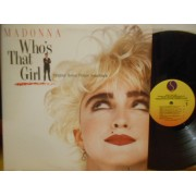 WHO'S THAT GIRL - LP USA