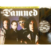ANOTHER GREAT RECORD FROM THE DAMNED - LP UK