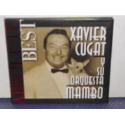 XAVIER CUGAT Y SU ORQUESTA MAMBO - CD DIGIPACK