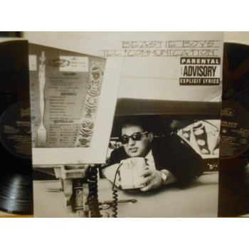 ILL COMMUNICATION - 2 LP