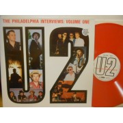 THE PHILADELPHIA INTERVIEWS-VOLUME 1 - RED VINYL