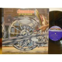 HOT ON THE TRACKS - REISSUE USA