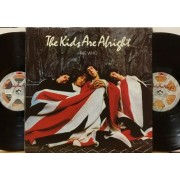 THE KIDS ARE ALRIGHT - 2 LP