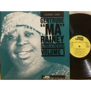MOTHER OF THE BLUES VOLUME 1 - LP ITALY
