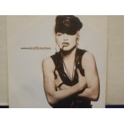 "JUSTIFY MY LOVE - 7"" GERMANY"