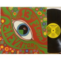THE PSYCHEDELIC SOUNDS OF THE 13th FLOOR ELEVATORS - REISSUE USA