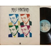 YVES MONTAND - 1°st ITALY