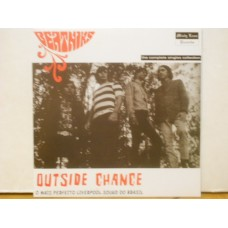 """OUTSIDE CHANCE - THE COMPLETE SINGLES COLLECTION - 10"""" ITALY"""