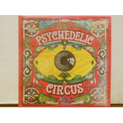 """PSYCHEDELIC CIRCUS - 7"""" EP"""