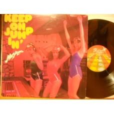 KEEP ON JUMPIN' - LP USA